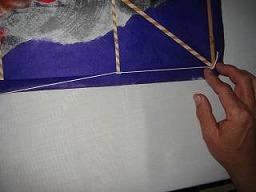 角凧製作工程10