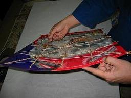 角凧製作工程17